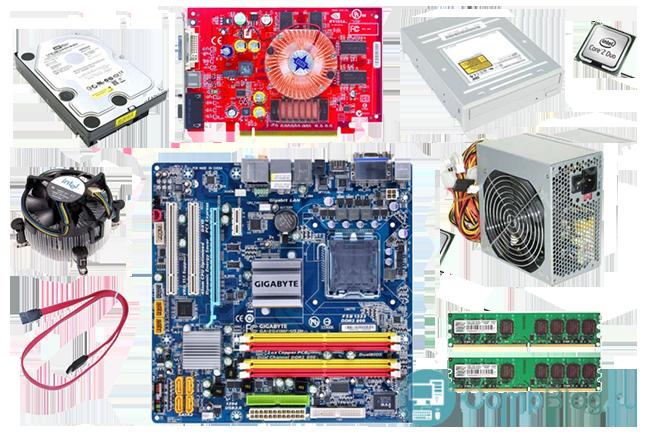 Комплектующие компьютера