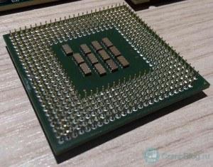 Ножки процессора